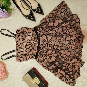 Dresses & Skirts - Cute Fashion Floral Design Dress Spaghetti Straps